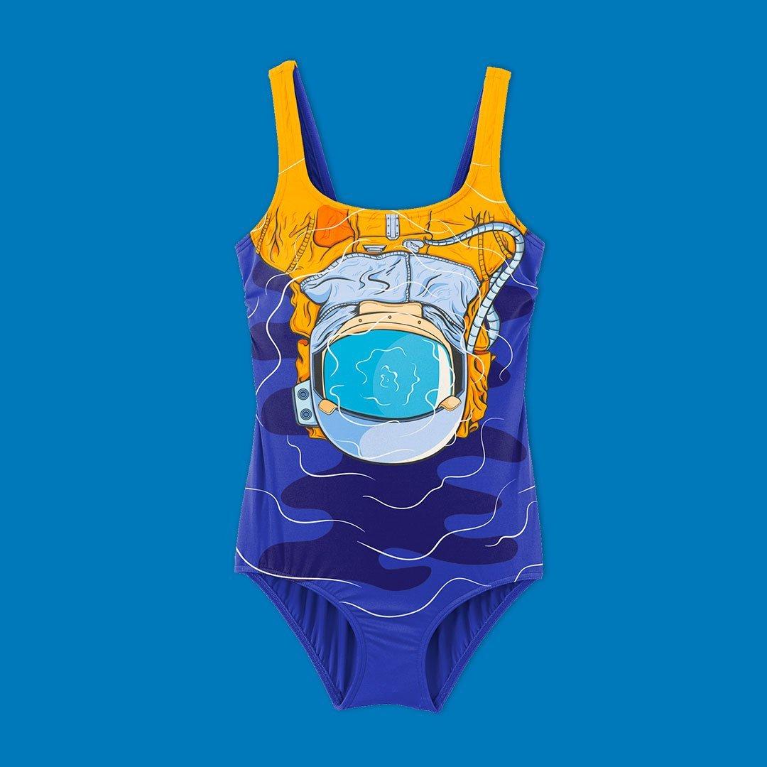 The Astronaut Swimsuit