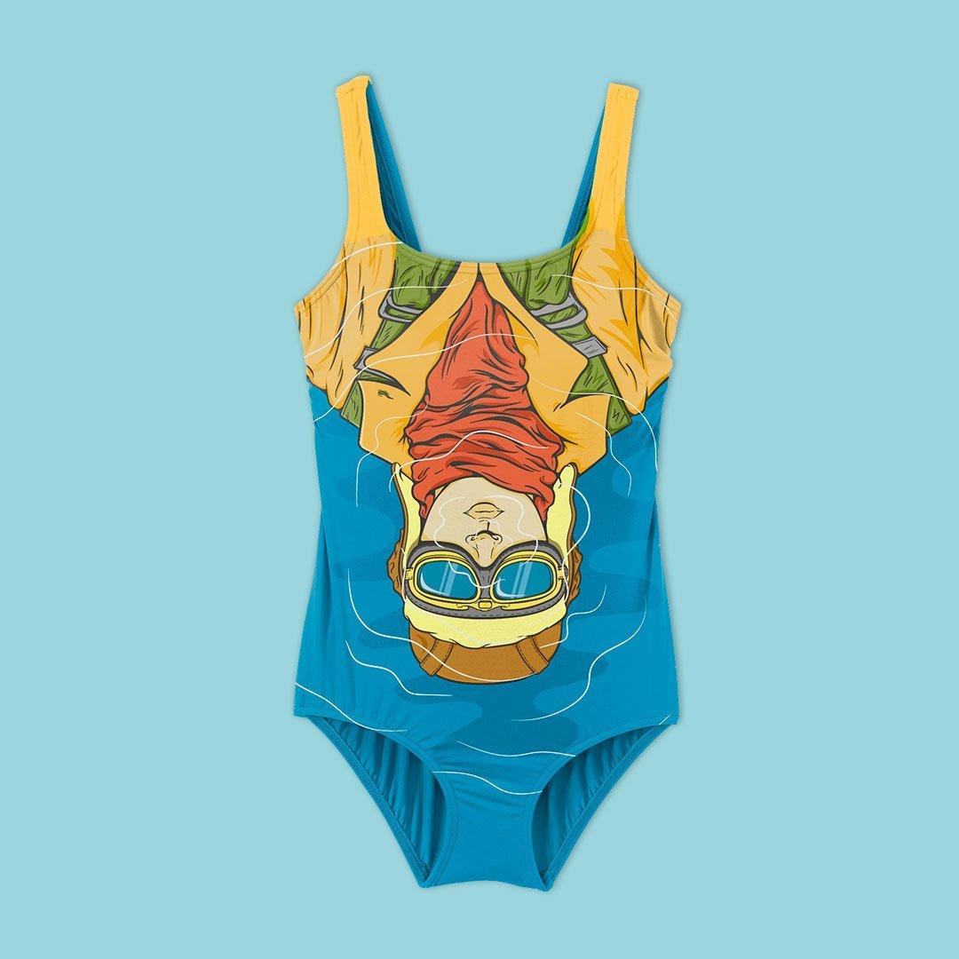 The Aviator Swimsuit